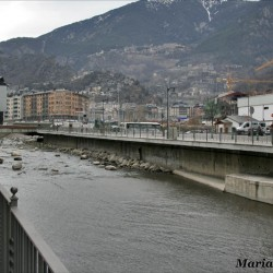 Андорра, река Валира