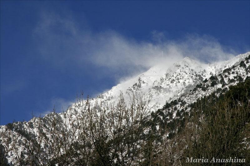 ветер с горы