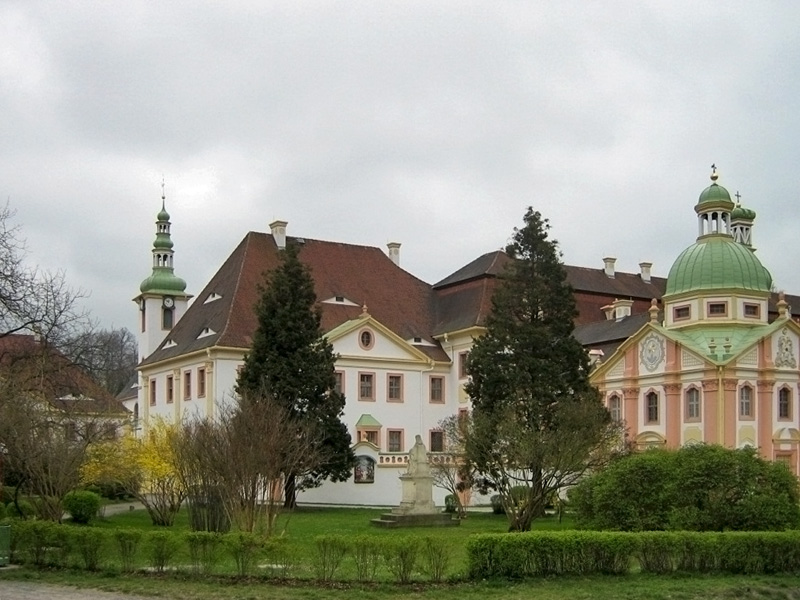 Мариентальский монастырь, Германия