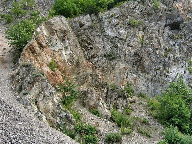 скалы, Никольская сопка, Петропавловск-Камчатский, Камчатка
