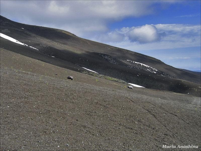 Склон Козельской сопки, Камчатка