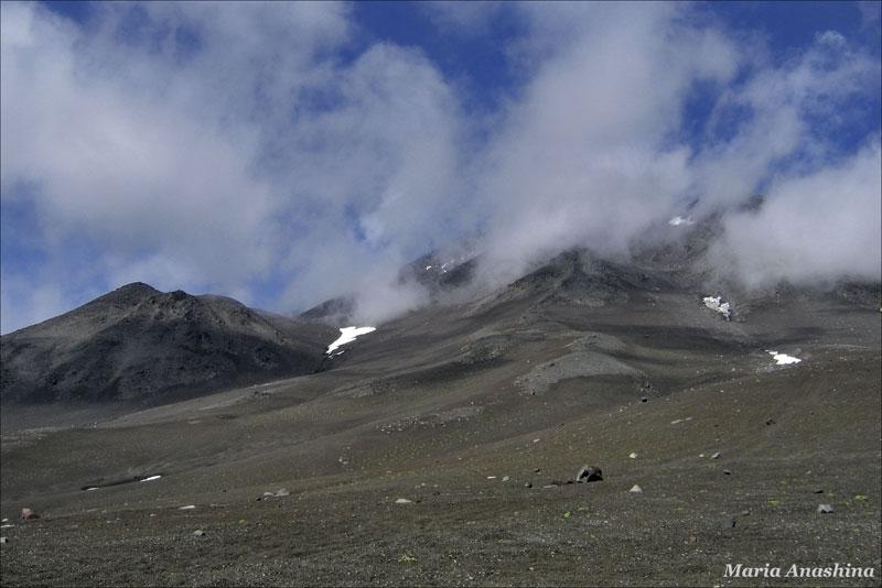 Козельский вулкан, Камчатка
