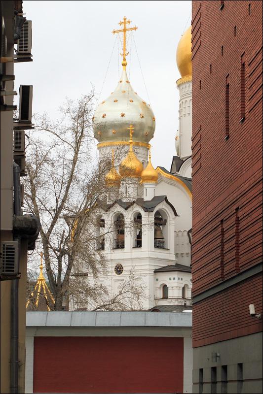 Собор Рождества Пресвятой Богородицы, Зачатьевский женский монастырь