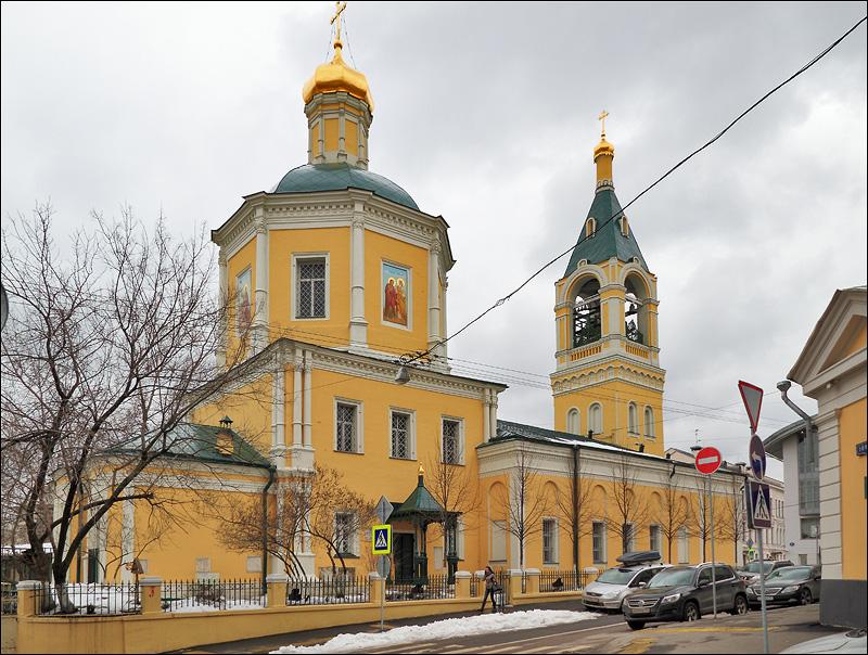 Церковь Илии Пророка Обыденного