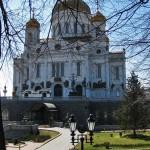 Храм Христа Спасителя, Патриарший мост и окрестности — старая и новая Москва