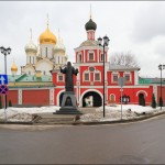 Зачатьевский женский монастырь в Москве — второе рождение древней обители