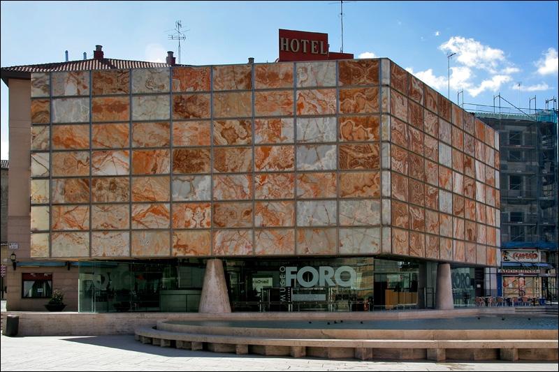 Музей форума Цезарагусты, Сарагоса