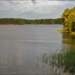 Буря на озере Велье