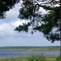 Панорама озера Пирос