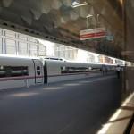 Путешествие из Москвы в Петербург и обратно на Сапсане