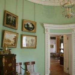 Павловский дворец, жилые комнаты Марии Федоровны. Камердинерская