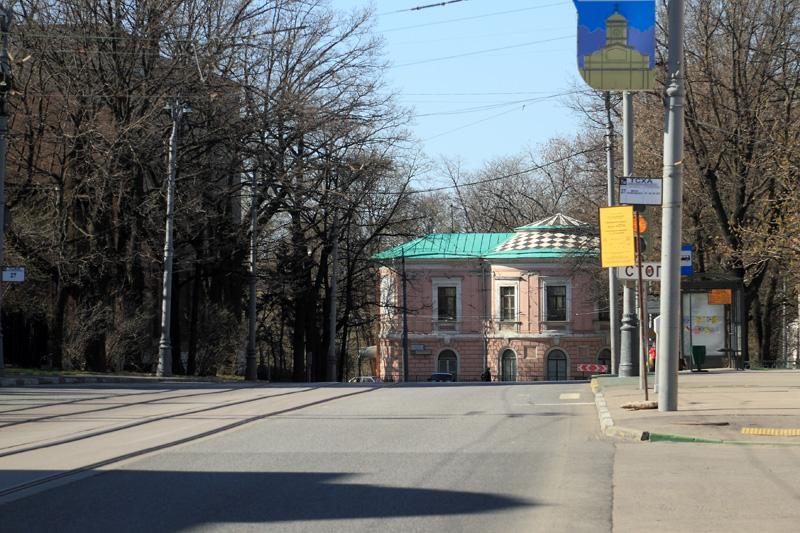 Кафедра лесоводства МСХА, музей «Лесной кабинет»