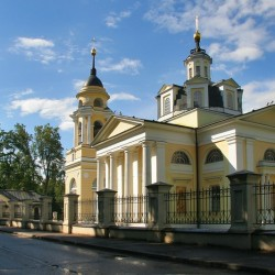 Николо-Прозорово. Храм Николая Чудотворца