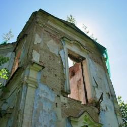 Николо-Прозорово. Усадебный дом. Флигель