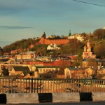 Прогулка на закате по Нижнему Новгороду