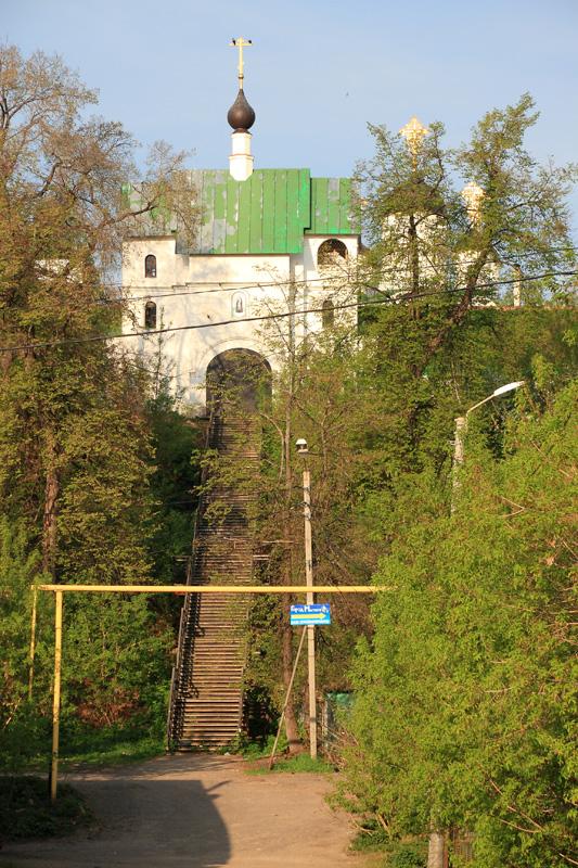 Муром, Спасо-Преображенский мужской монастырь