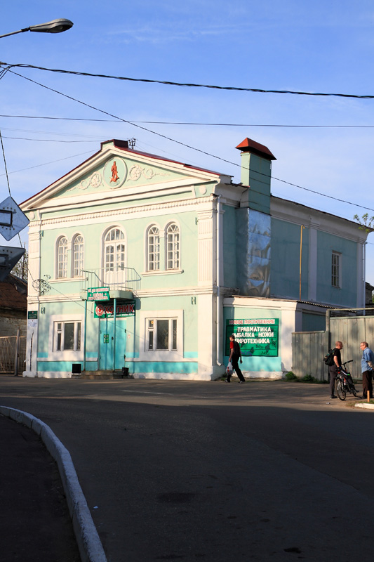 Муром, старинный дом