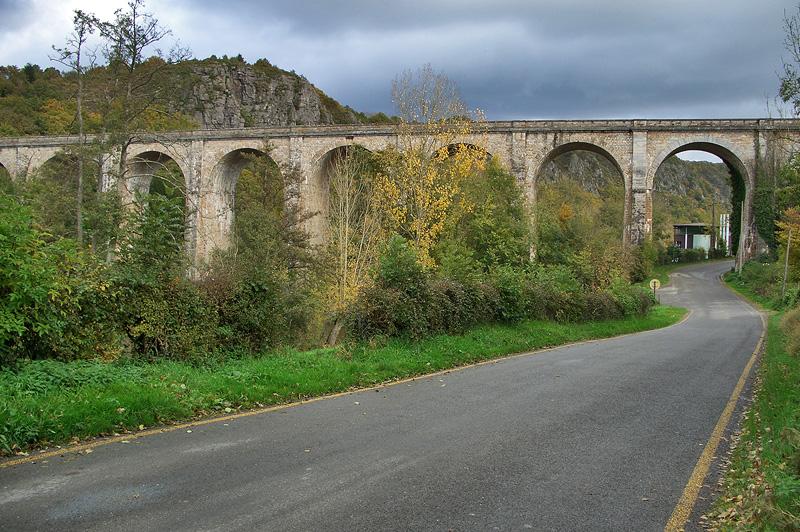 Виадук Клеси, Нормандская Швейцария