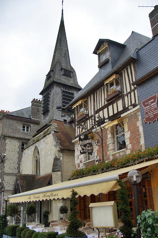 Церковь Сен-Этьен, Онфлёр