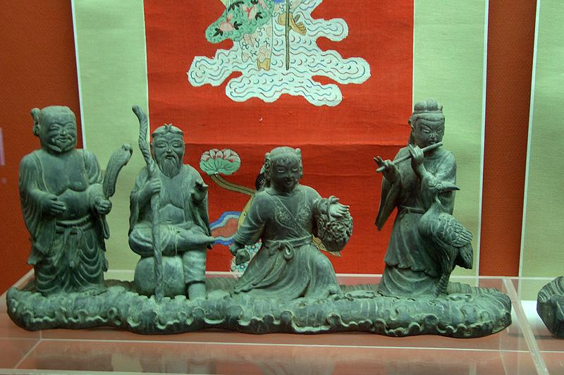 Экспонаты Музея фольклора