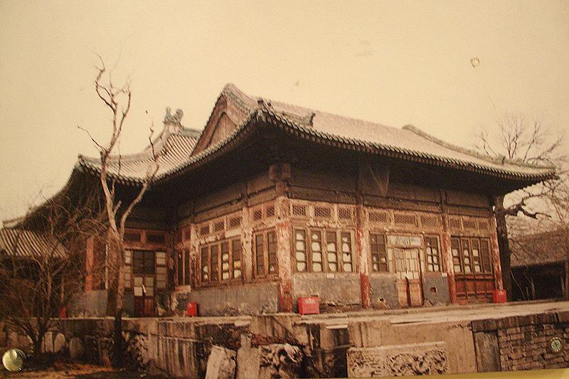 Храм Дунъюэ