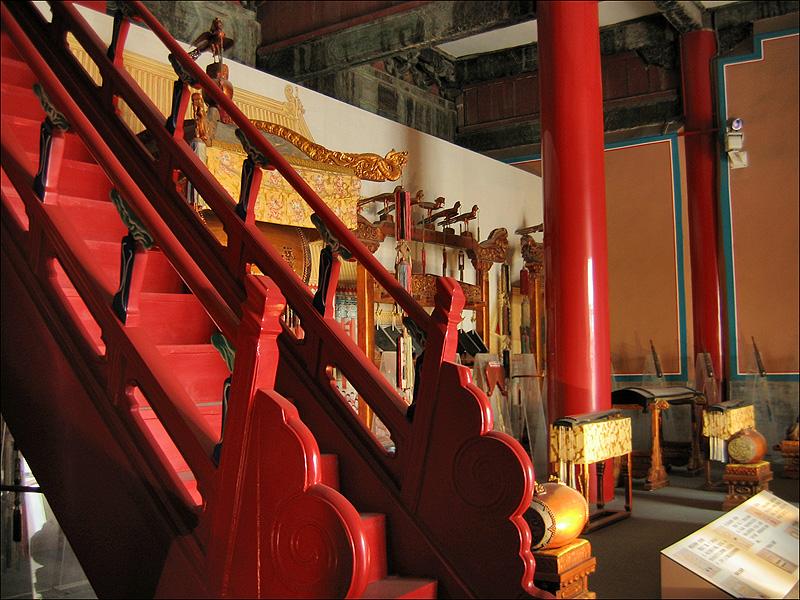 Экспозиция музея Гугуна