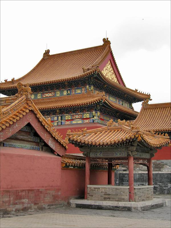 Гугун, Пекин