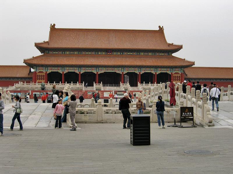 Гугун, Пекин, Запретный город