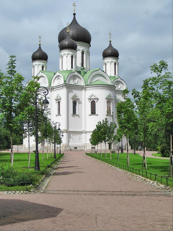 Собор Святой Великомученицы Екатерины, Пушкин