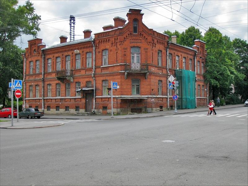 Дом в Пушкине