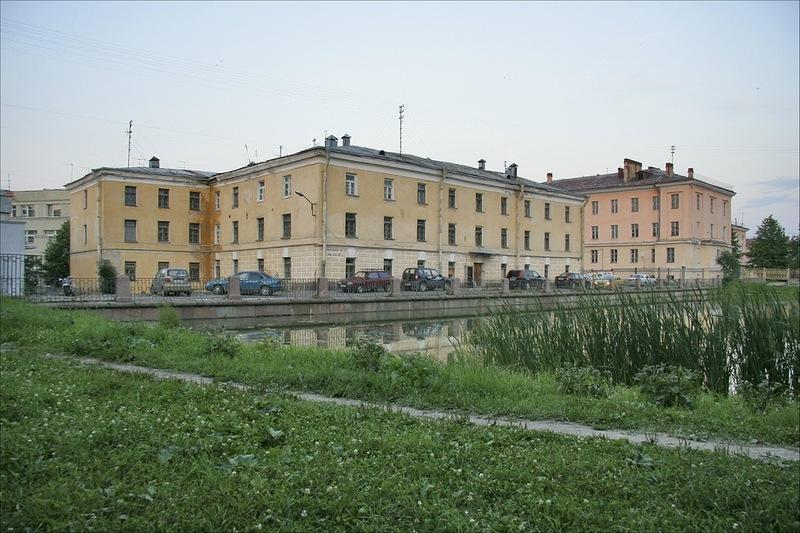 Фабрика ассигнационных бумаг, Пушкин