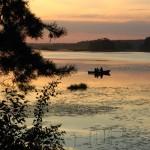 Фотографии Иваньковского водохранилища (Верхняя Волга)
