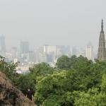 Гора Баоши и пагода Баочу в Ханчжоу
