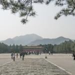 История гробниц династии Мин и посещение гробницы Динлин