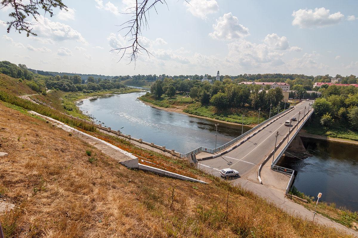Ржев, Волга