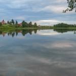 Прогулка на Калацкое озеро через псковский лес