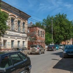 Денисовский переулок, Тула