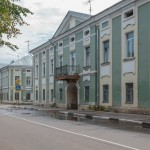 Набережная Степана Разина в Твери — из XXI в XVIII век