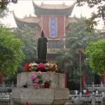 Монастырь Гуйюань в Ухани