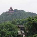 Пейзажная зона Мошань на озере Дунху и Уханьский ботанический сад