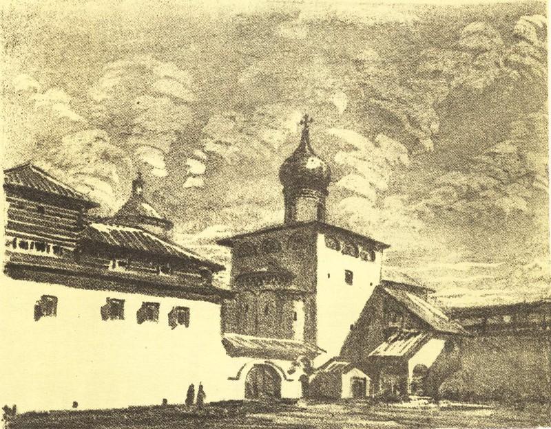 Церковь Благовещения на Крому