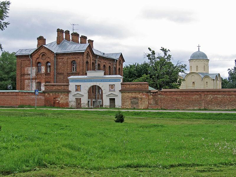 Староладожский Свято-Успенский девичий монастырь
