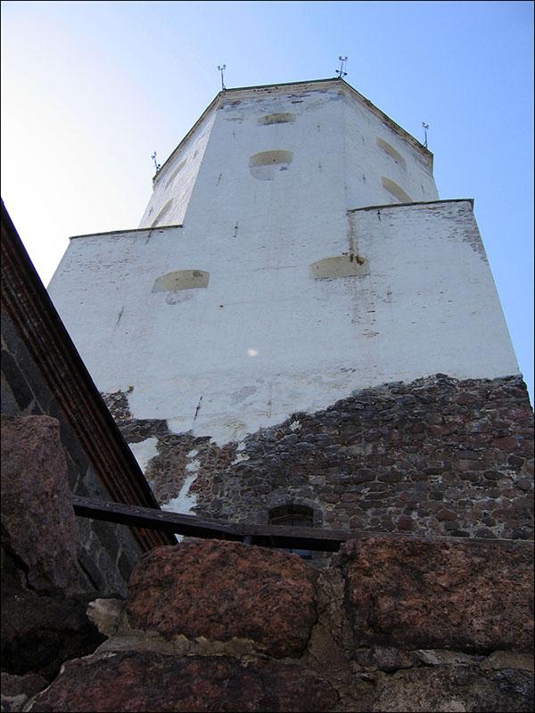 Башня Святого Олафа, Выборгский замок