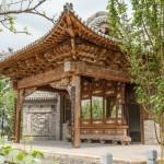 Сад Цзиньчжун — торговля и музыка провинции Шаньси