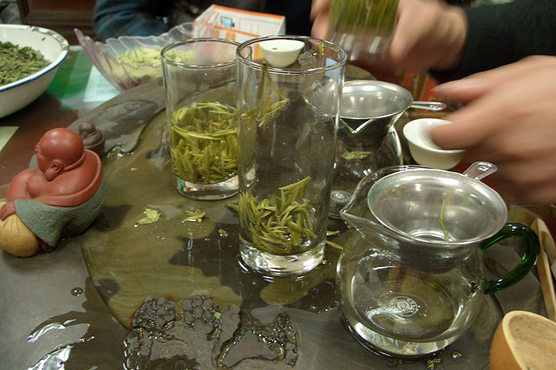 Чай Сиху Лунцзин