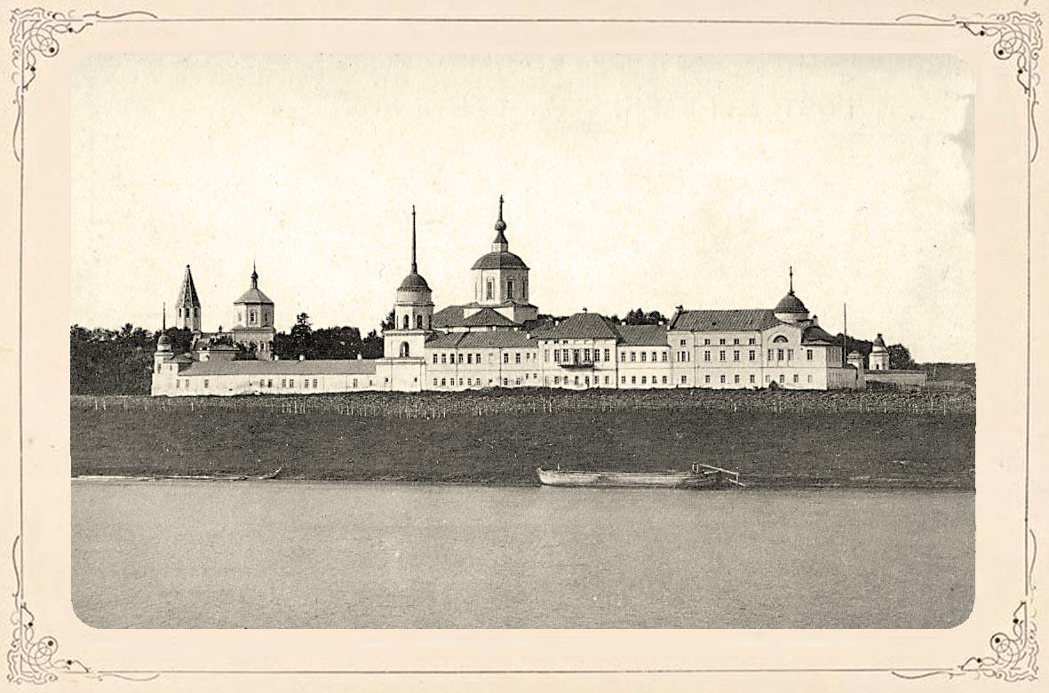Отроч монастырь, церковь Троицы Живоначальной, Тверь