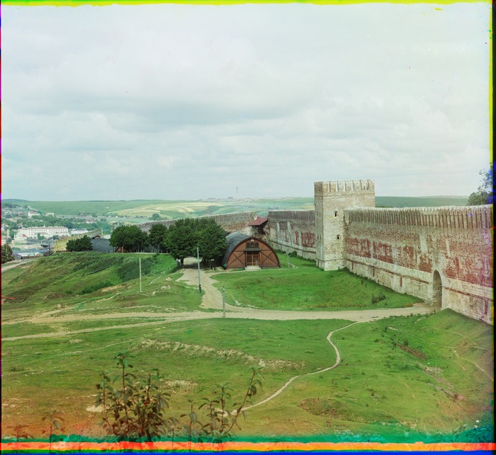 Смоленская крепость, Прокудин-Горский