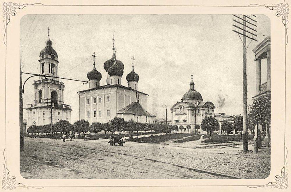 Спасо-Преображенский собор, Тверь