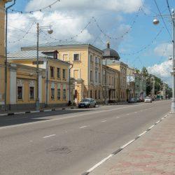 Советская улица в Твери
