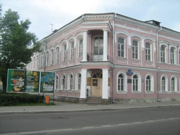 Здание Тверского государственного объединенного музея
